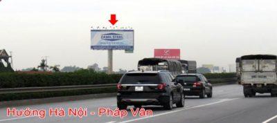 Quảng cáo Billboard 75B Phúc Tiến, Phú Xuyên, Hà Nội