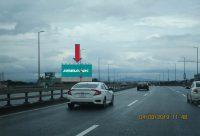 Billboard quảng cáo chân Cầu Nhật Tân, Đường Võ Chí Công, Hà Nội