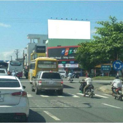 Pano quảng cáo ngã 4 Tôn Đức Thắng – Nam Trân, Đà Nẵng