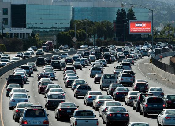 Lưu lượng tiếp cận của một tấm Billboard