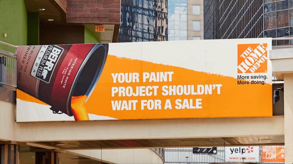 Nguyên tắc làm biển quảng cáo