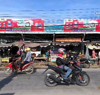 Biển quảng cáo Chợ Tân Hoà Thành – Tiền Giang