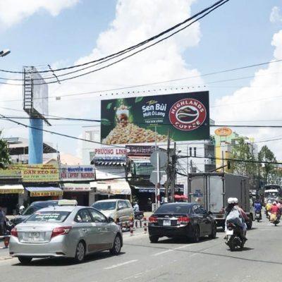 Pano quảng cáo tại 156B Mậu Thân, An Phú, Ninh Kiều, Cần Thơ