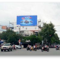 Pano quảng cáo tại 246 Trần Hưng Đạo, Ninh Kiều, Cần Thơ