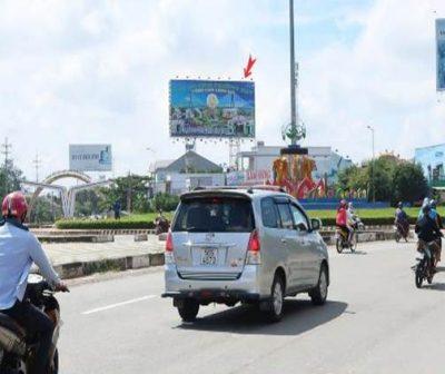 Billboard quảng cáo tại 27 Tân Ngãi, Vĩnh Long