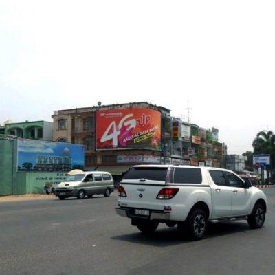 Pano quảng cáo tại 95 Lý Thường Kiệt, Đồng Tháp