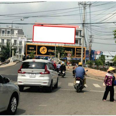 Pano quảng cáo tại số 1 Ngô Quốc Trị, Hậu Giang