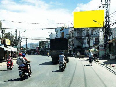 Pano quảng cáo tại 1070 đường 2/4 Nha Trang, Khánh Hòa