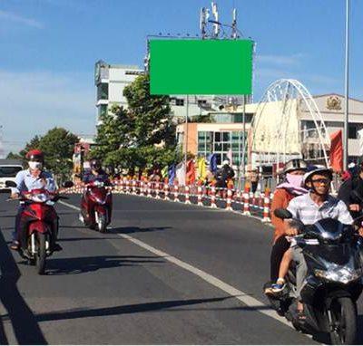 Pano quảng cáo tại 2 Trần Hưng Đạo, Ninh Kiều, Cần Thơ