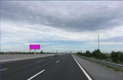 Billboard quảng cáo tại Km47+950 trên cao tốc Hà Nội – Hải Phòng