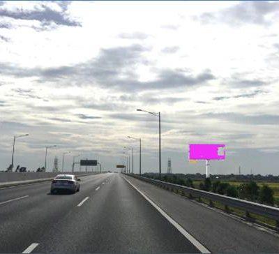 Billboard tại Km49+150 trên cao tốc Hà Nội – Hải Phòng