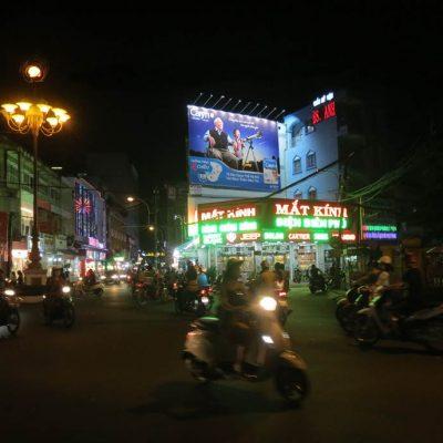 Pano tại Ngã tư Lê Lợi, Nguyễn Hùng Sơn, Rạch Giá, Kiên Giang