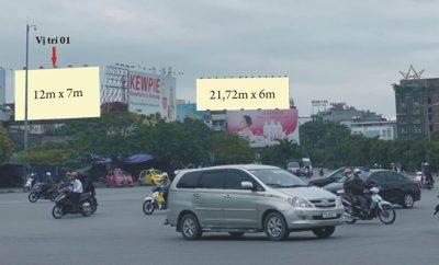 Pano tại nút Ngã 6, Lê Hồng Phong đi sân bay Cát Bi, Hải Phòng