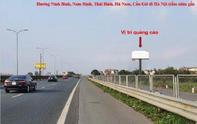 Billboard quảng cáo tại 05B (H2/187), Liên Ninh, Thanh Trì, Hà Nội