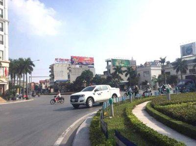 Pano quảng cáo tại 133 Đông A, Nam Định