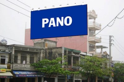 Pano quảng cáo tại số 17 Văn Cao, Ngã 6 Văn Cao, Nam Định