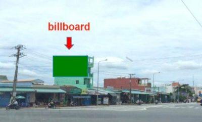 Pano quảng cáo tại 306 QL1A Quận 5, Tân An, Long An