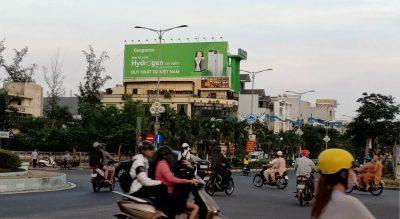 Pano quảng cáo tại 392 Hùng Vương, Phường 7, Tuy Hòa, Phú Yên