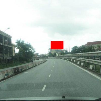 Pano quảng cáo tại số 595 đường Nam Định, QL1, Nam Định