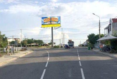 Billboard tại ngã 3 Lạc Long Quân,Nguyễn Phan Vinh,Quảng Nam