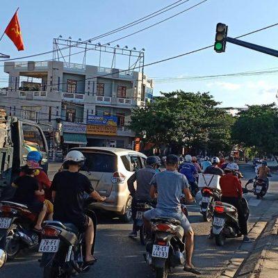 Pano tại ngã tư Lê Thành Phương, Trần Phú, Phường 2, Tuy Hòa, Phú Yên
