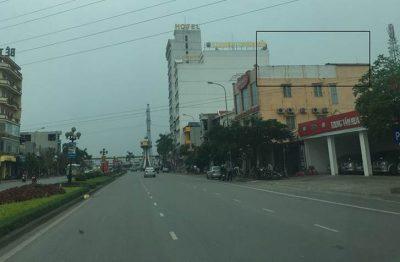 Pano tại Số 104 – 106 Đông A, khu đô thị Hòa Vượng, Nam Định