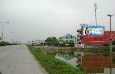 Pano quảng cáo tại Trần Anh Tông, Nam Định
