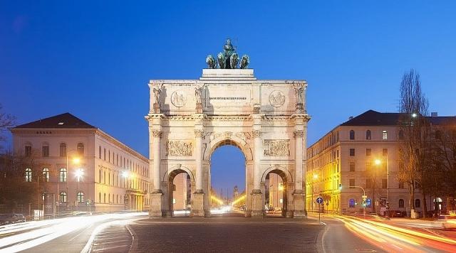 cổng chào đẹp trên thế giới